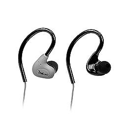 Amkette Pulse S6 691GR Headphones with Mic (Grey)