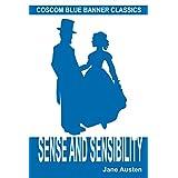 Sense and Sensibility (Coscom Blue Banner Classics)by Jane Austen