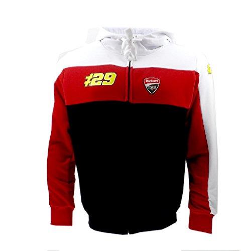 andrea-iannone-29-ducati-team-moto-gp-white-redblack-hoodie-official-new