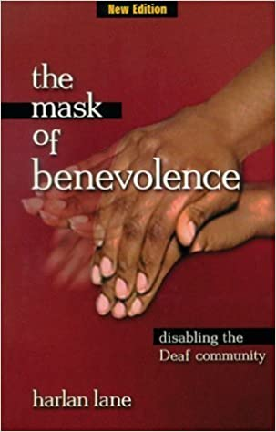 The mask of benevolence
