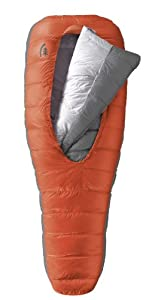 Sierra Designs DriDown Backcountry Bed 600-Fill Sleeping Bag by Sierra Designs
