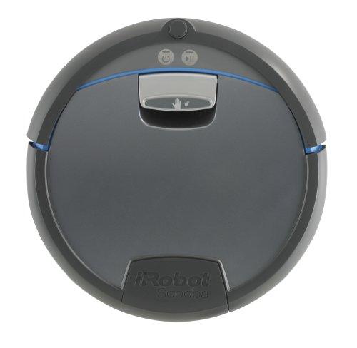 Irobot Scooba 390 Floor Scrubbing Robot front-629140