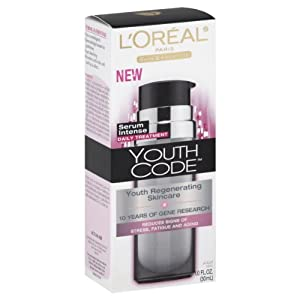 L'Oreal Paris Youth Code Regenerating Skincare Serum