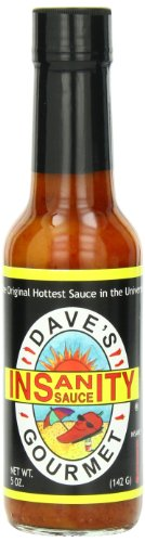 Dave's Gourmet Insanity Sauce 148 ml