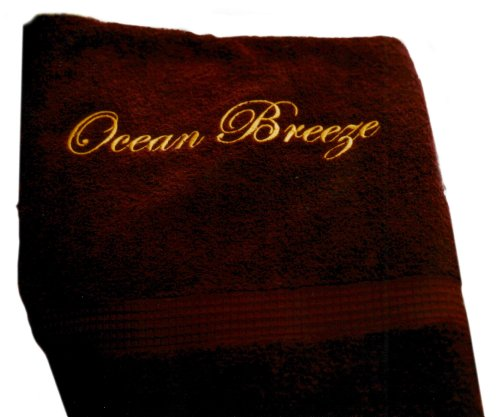Personalized Bath Towel front-1039769