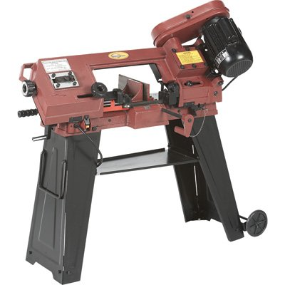 Cheapest Prices! Northern Industrial Horizontal/Vertical Metal Cutting Band Saw - 4 1/2in. x 6in., 3...