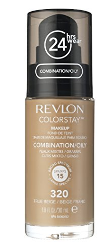 Revlon 35416 Colorstay Makeup Combination Oily Skin Fondotinta - 30 ml