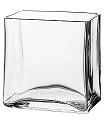 Pasabahce Flora Plain Vase (80130)