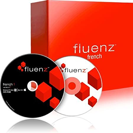 Fluenz French 1 with supplemental Audio CD and Podcasts