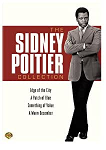 The Sidney Poitier Collection (Edge of the City / Something of Value / A Patch of Blue / A Warm December)