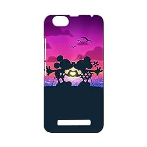 G-STAR Designer Printed Back case cover for Lenovo Vibe C ( A2020) - G1955