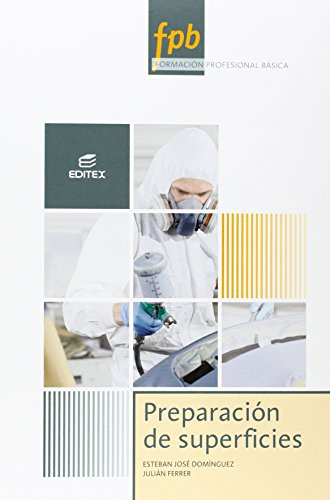 Preparación de superficies (Formación Profesional Básica)