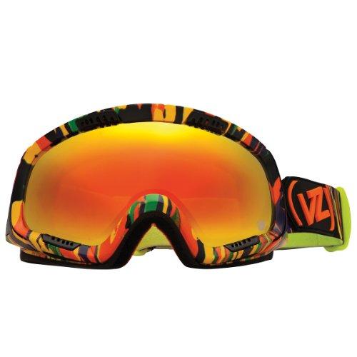 masque lunette de ski von zipper pas cher. Black Bedroom Furniture Sets. Home Design Ideas
