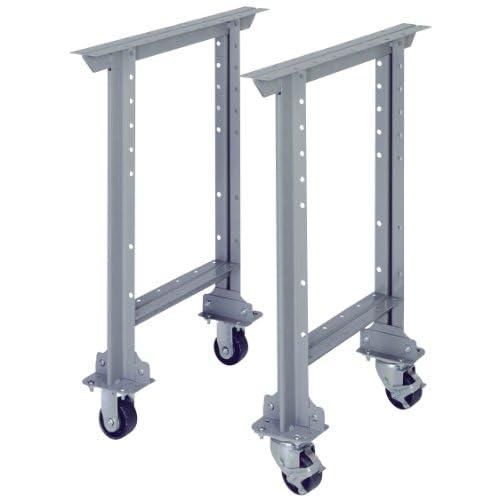 Lyon Dd25641 Roll Around Work Bench Legs 28 Depth X 32 1 4 Height