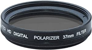 Xit XT37PL 37mm Camera Lens Polarizing Filters