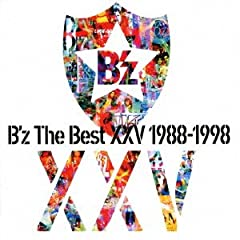 B'z The Best XXV 1988-1998(B'z)