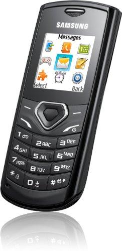 Samsung Samsung E1170i Handy (Ohne Branding, 3,6 cm (1,4 Zoll) Display) schwarz