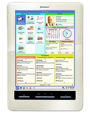 Ectaco JetBook Color eBook Reader