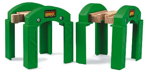 33253 Stacking Track Supports 33253 Bri-33253 By Brio