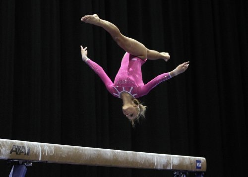 Nastia Liukin 24X36 Poster - 2008 Olympic Gymnastics Star #18 by Poster Shop [並行輸入品]