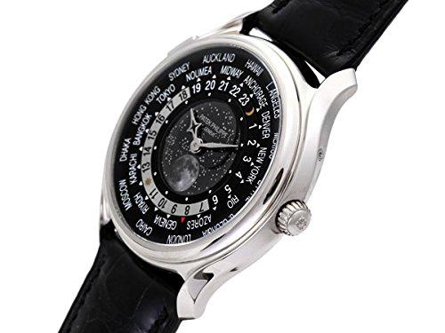 [パテック フィリップ]PATEK PHILIPPE ワールドタイム ムーンフェイズ 創業175周年記念コレクション K18WGホワイトゴールド 5575G-001 腕時計 中古