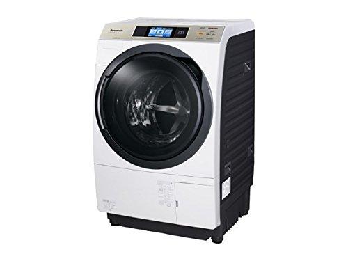 Panasonic ドラム式洗濯乾燥機 左開き 10kg クリスタルホワイト NA-VX9500L-W
