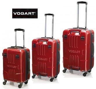 VOGART - Trolley-Koffer-Set - 3-tlg. - TOP-Design