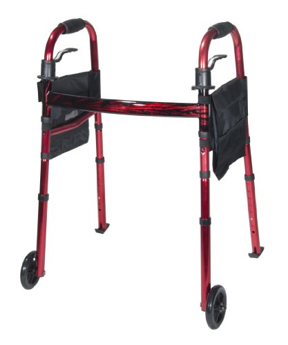 Drive Medical Deluxe Portable Folding