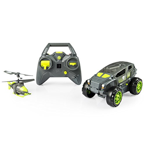 Air Hogs - Shadow Launcher Car Copter