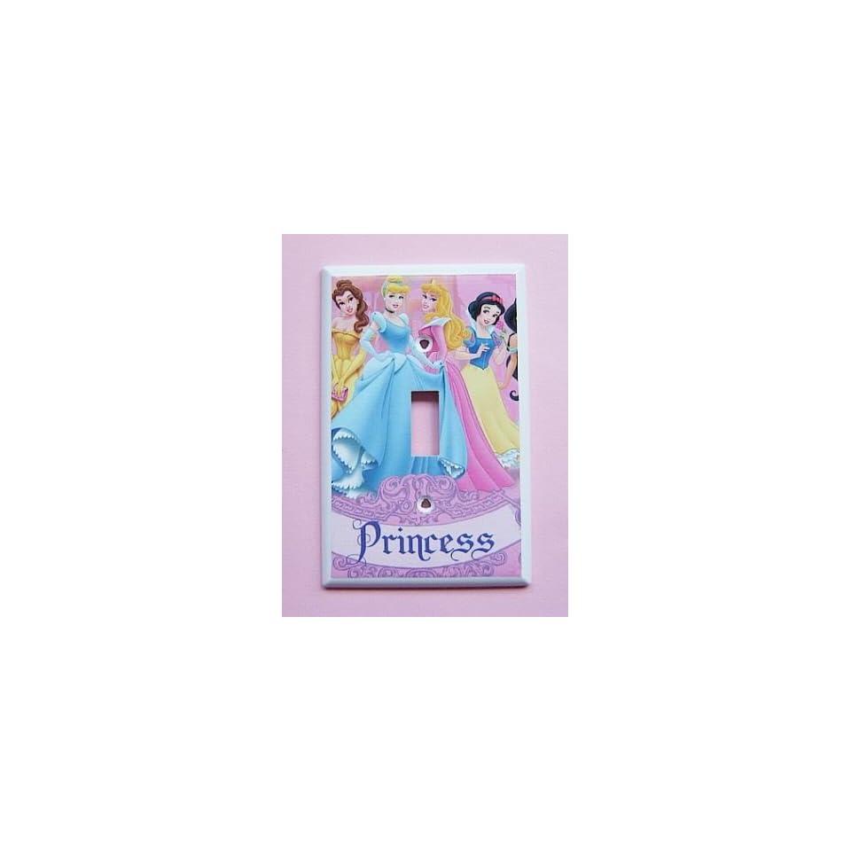 4 Princess Cinderella Aurora Belle Snow White Single