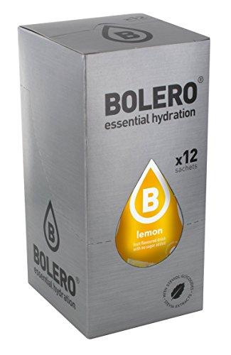BOLERO DRINK 12 BUSTINE 9GR (TUTTI I GUSTI) (LEMON)