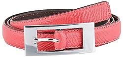 Midas Women's Belt (H603_40 , Pink)