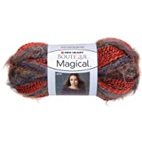 Coats Yarn Red Heart Boutique Magical Yarn, Phoenix