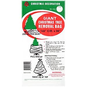 Holiday Trim 7522 Tree Removal Bag