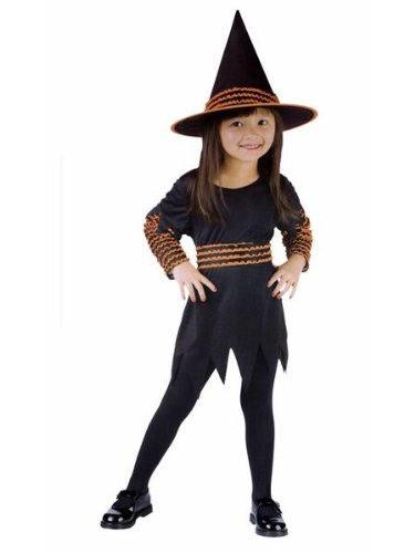 Pumpkin Patch Witch Costume - Toddler Costume