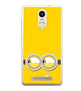 Funny Smiley Cartoon 2D Hard Polycarbonate Designer Back Case Cover for Xiaomi Redmi Note 3 :: Xiaomi Redmi Note 3 Pro :: Xiaomi Redmi Note 3 MediaTek