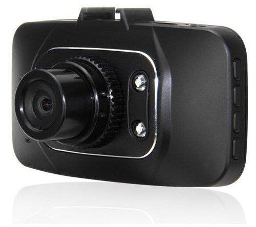 """Videocamera HD-DVR, Black-Box per auto, 1080p, 2,7"""" (6,9cm) Display LCD"""