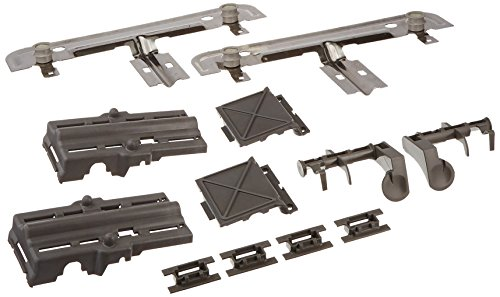 Whirlpool W10712394 Adjuster KIT (Kitchen Aid Dishwasher Top Rack compare prices)