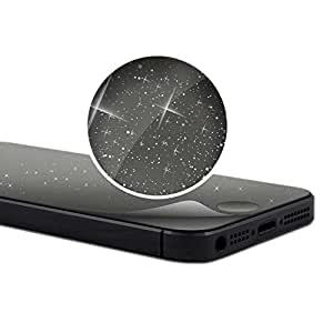 Diamond Glittering Screen Guard 2 in 1 for Apple Iphone 4,4S,4G