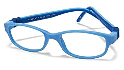 Vincent Chase Flex VC 8031 Sky Blue C1 Kids' Eyeglasses (Kids 6-10 yrs)