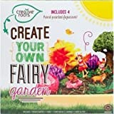 Creative Roots Create Your Own Fairy Garden Kit