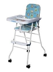 Sunbaby SB-4217W High Chair (Green)