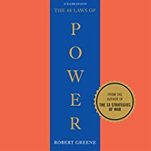 48 Laws of Power (       UNABRIDGED) by Robert Greene Narrated by Richard Poe