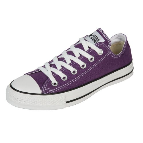 Converse All Star Ox Shoes - Laker Purple