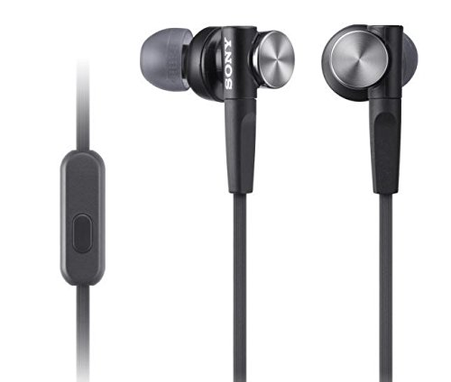 Sony MDRXB50AP Extra Base Earbud