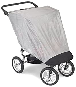 Amazon Com Baby Jogger Summit 360 Double Stroller Bug Canopy Discontinued By