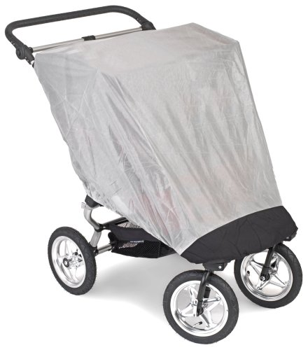 Baby Jogger Summit 360 Double Stroller Bug Canopy front-793541