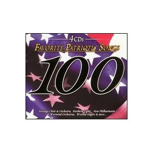 100 Favorite Patriotic Songs at Amazon.com