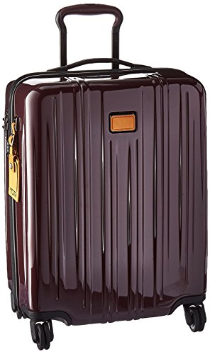 Tumi V3 Continental Carry-on 41 L, Merlot (Red) - 0228061MER