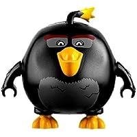 Lego Angry Birds Movie Black Bird Minifigure Bomb Bird (75825)